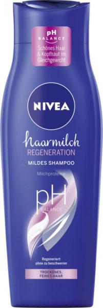 """Shampoo """"Regeneration"""", Haarmilch feine Haar"""
