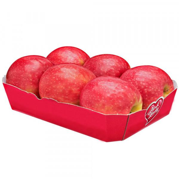 """Äpfel """"Cripps Pink"""", 6er-Schale"""