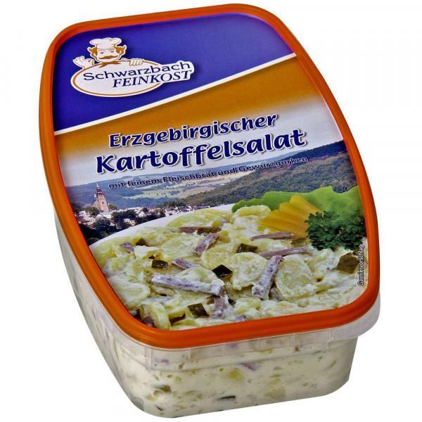Erzgebirgischer Kartoffelsalat