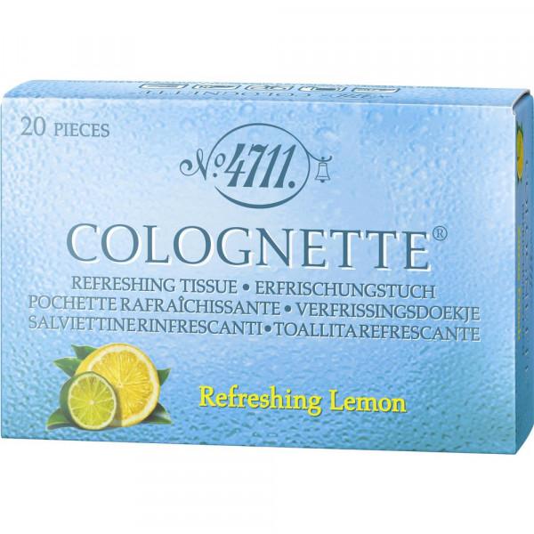 Colognette Erfrischungstücher Refreshing Lemon