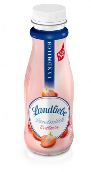 Landmilch, Erdbeere