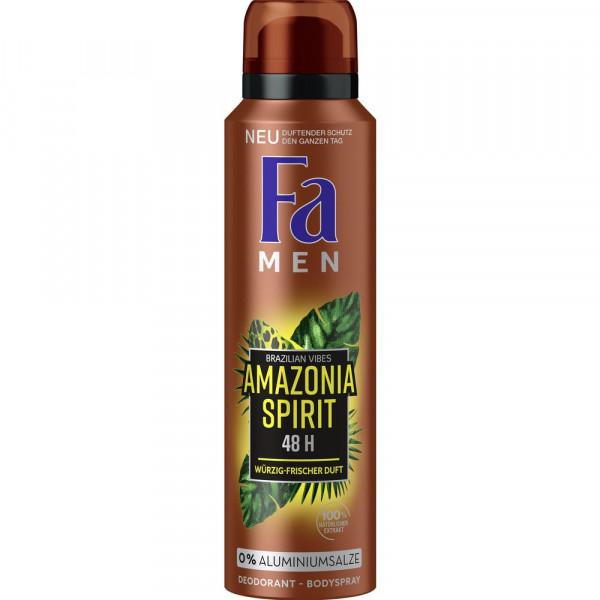 Deo Men Amazonia Spirit