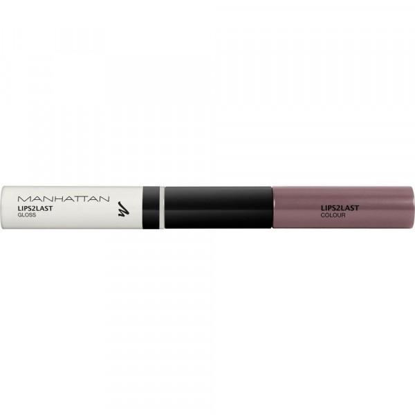 Lipgloss Lips 2 Last, Shimmer Rose 53T