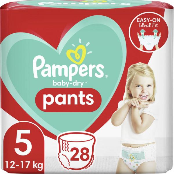 Windeln Baby Dry Pants Gr. 5, 12-17kg