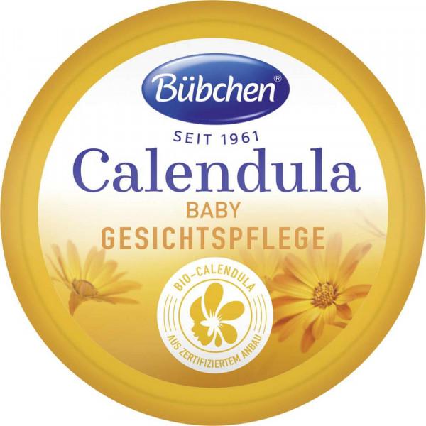 Baby-Gesichtspflege, Calendula