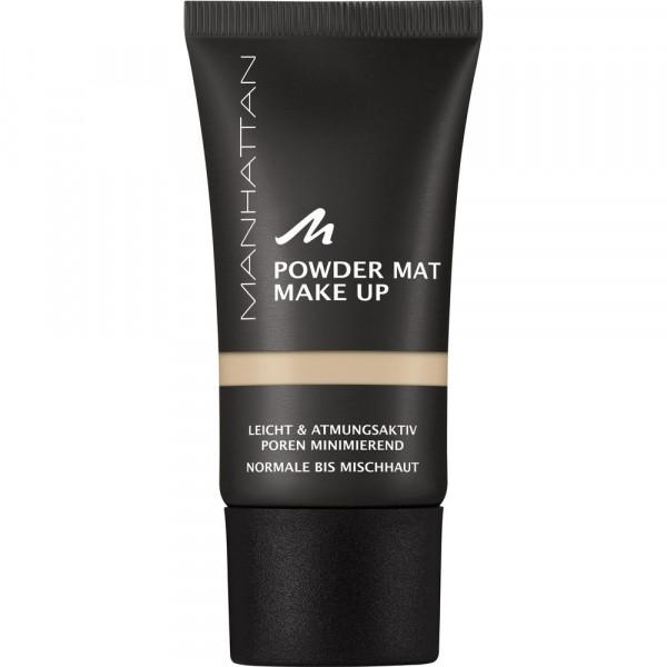 Make-Up Puder Mat, Fair 76