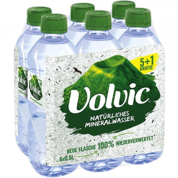 Mineralwasser, Naturelle 5+1 (1 x 2.5 Liter)