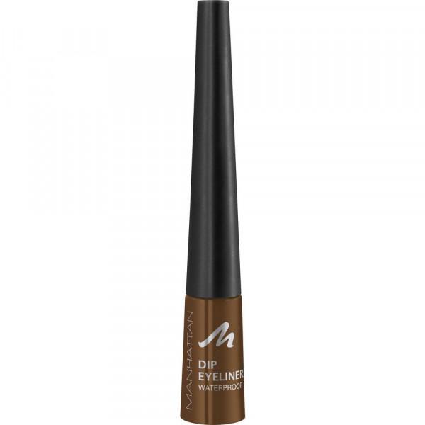 Dip Eyeliner Waterproof, Brown 93W