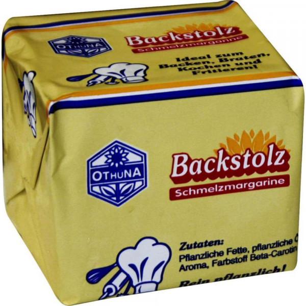 "Schmelzmargarine ""Backstolz"", Original"