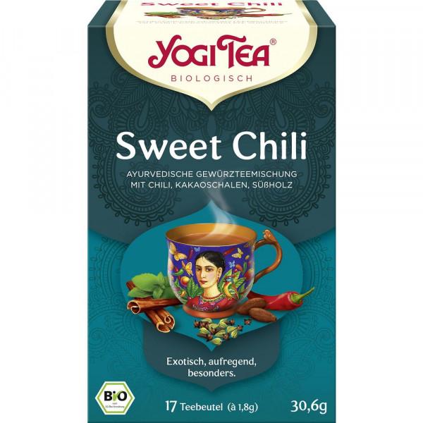 Bio Tee Sweet Chili