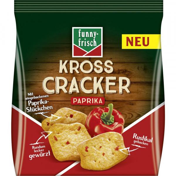 Kross Cracker, Paprika