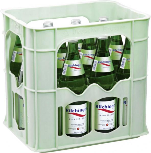 Mineralwasser, Feinperlig (12 x 0.75 Liter)