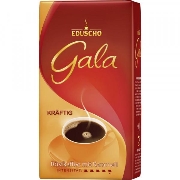 Kaffee Gala Karamell vollmunding, gemahlen