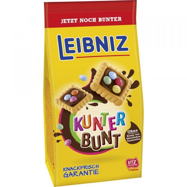 """Mini Keks """"Kunterbunt"""" mit Schokolinsen"""