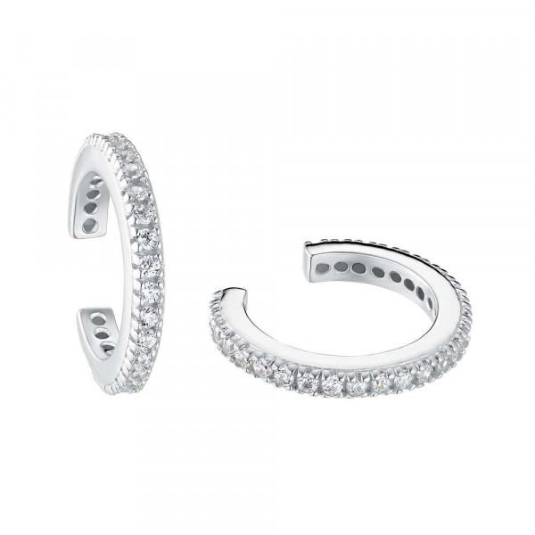 Earcuffs aus Silber 925 mit Zirkonia (4056866091160)