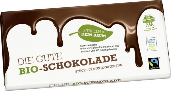 Bio Tafelschokolade, Die Gute Schokolade