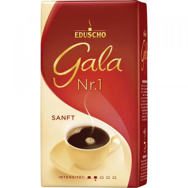 Kaffee Gala Nr.1 Der Sanfte, gemahlen