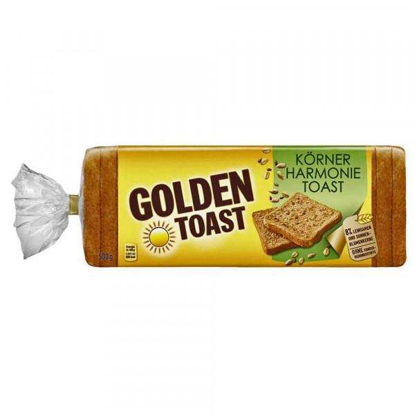 """Vollkorn Toast """"Körnerharmonie"""""""