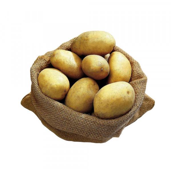 Kartoffeln mehligkochend, Schale