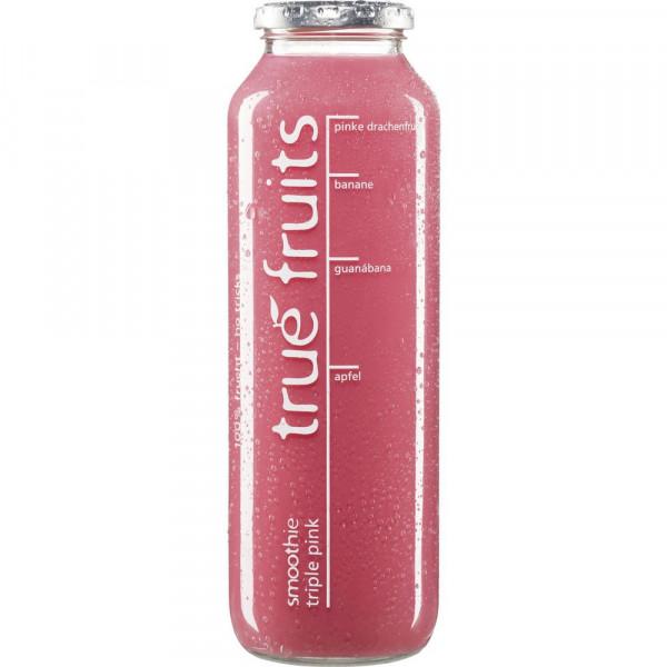 Triple Pink Smoothie pinker Drachenfrucht Guanábana