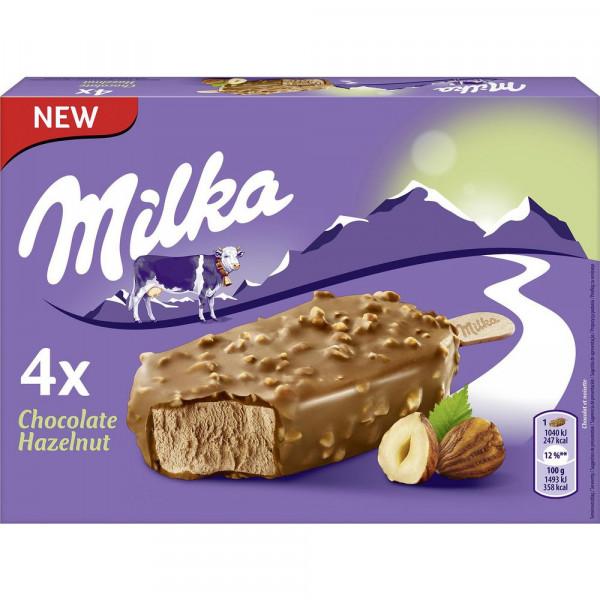 "Eis ""Schokolade-Haselnuss"""
