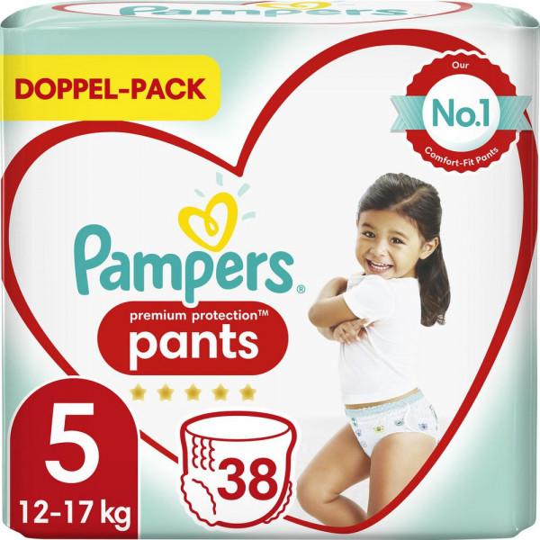 "Windeln ""Premium Protection Pants"", Gr. 5, 12-17kg Doppelpack"