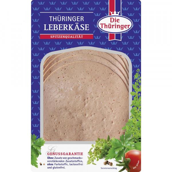 Thüringer Leberkäse