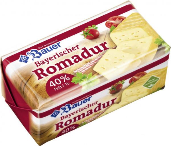 Bayrischer Weichkäse Romadur Original
