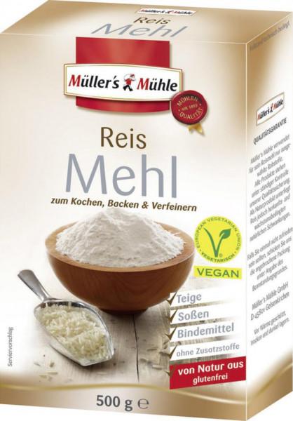 Reis Mehl