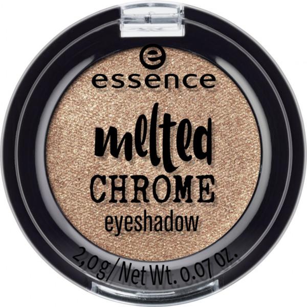 Lidschatten Melted Chrome Eyeshadow, Golden Crown 08
