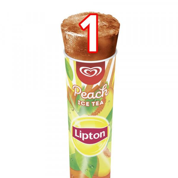 Eis Lipton, Pfirsich