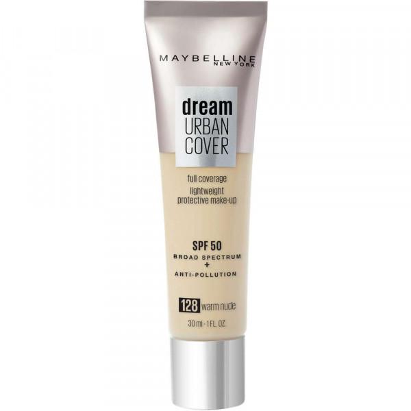 Make-Up Dream Urban Cover, Warm Nude 128