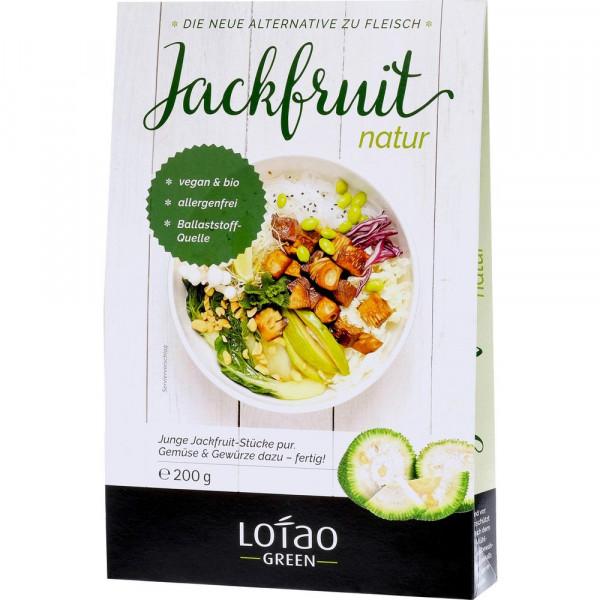 Bio Jackfruit, natur