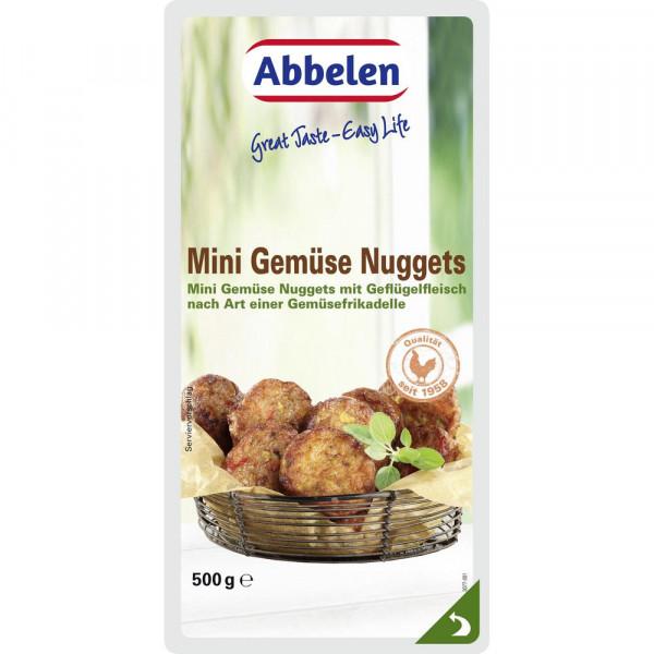 Mini Gemüse-Nuggets