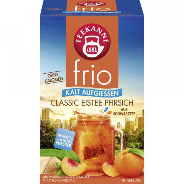"""Frio Eistee """"Pfirsich"""""""