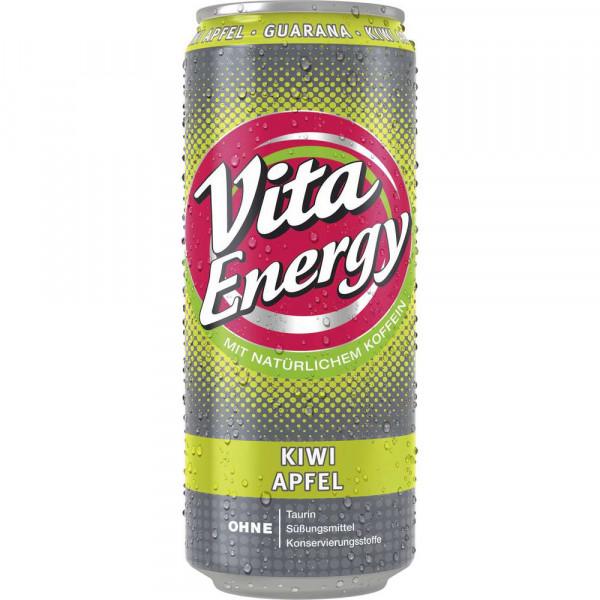 Energy-Drink, Kiwi-Apfel