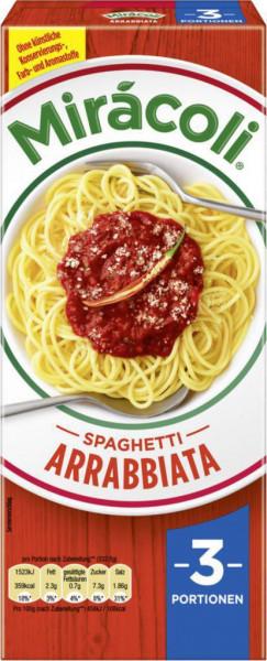 2-3 Portionen Spaghettini Arrabbiata