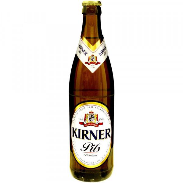 Pilsener Bier 4,8%(3 Sixpacks in der Kiste zu je 6 x 0.5 Liter)