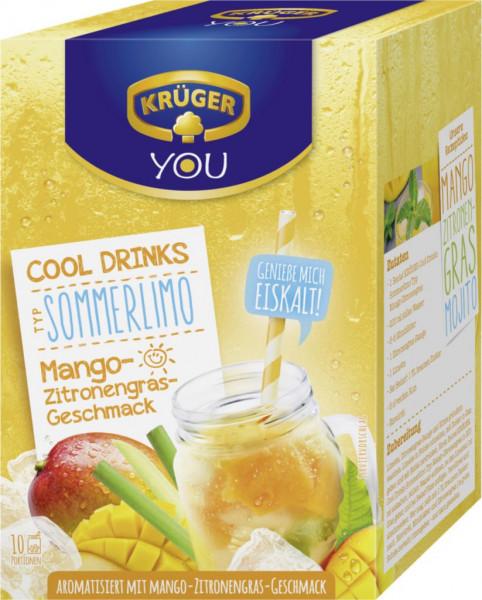 """Instanttee """"Cool Drinks"""", Mango-Zitronengras"""