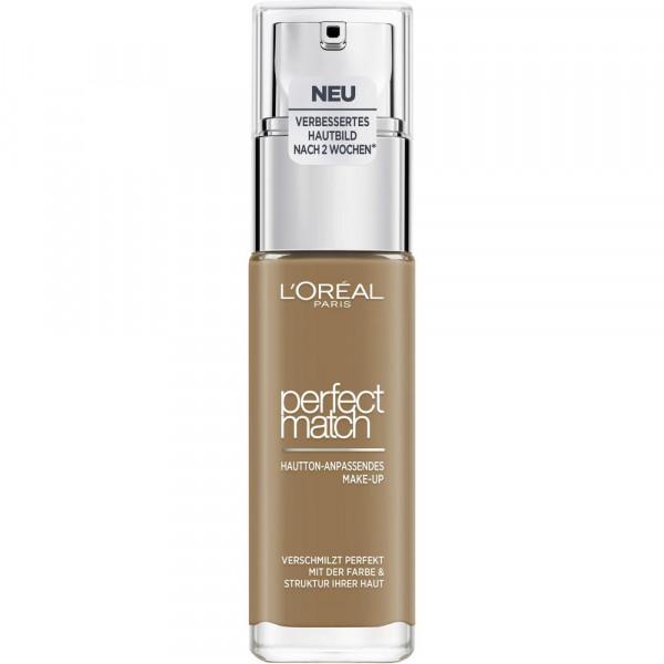 Make-Up Perfect Match, 8.R/8.C