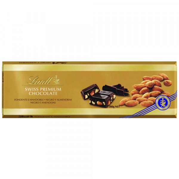 "Schokolade ""Dunkle Mandel"""