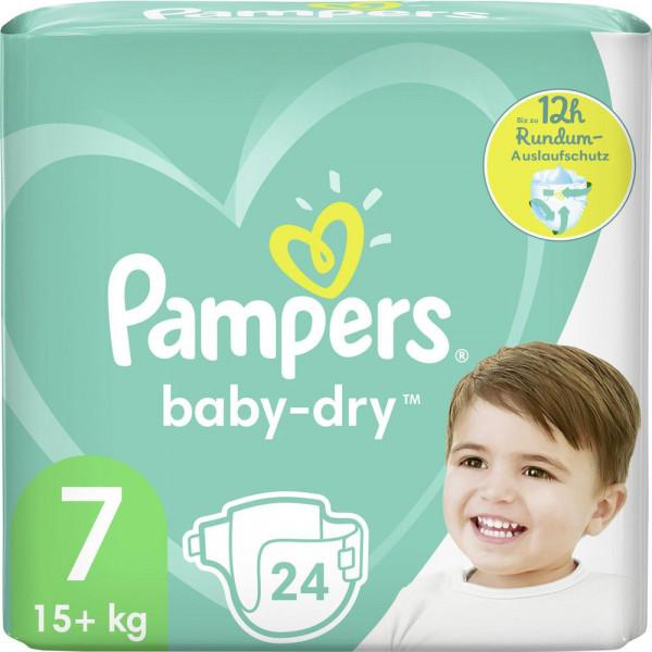 Windeln Baby Dry Gr. 7, 15+kg