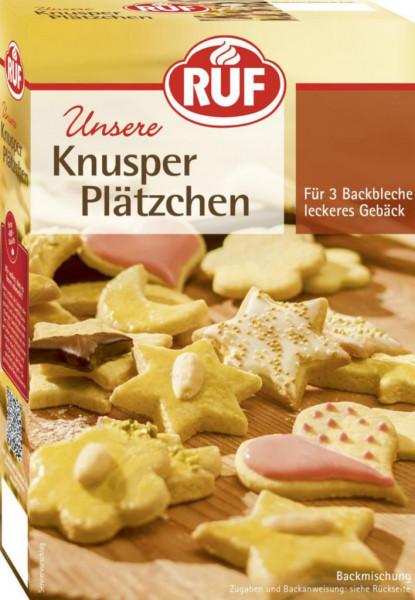 """Backmischung """"Unsere Knusper-Plätzchen"""""""