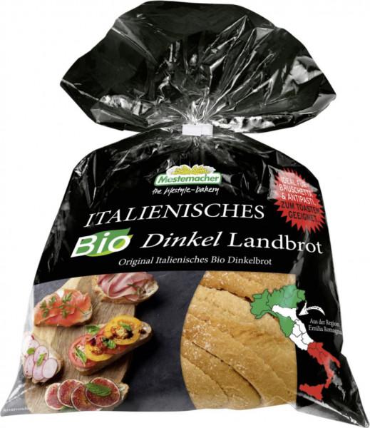 Bio Italienisches Dinkel-Landbrot