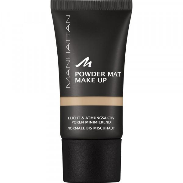 Make-Up Puder Mat, Rose Beige 81.5
