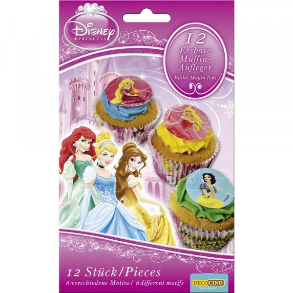 "Zuckerdekoration Muffin, ""Princess"""