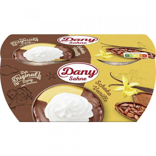 Pudding, Schoko/Vanille
