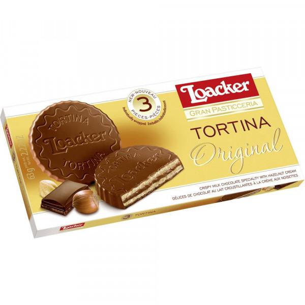 Waffeln Tortina, Original