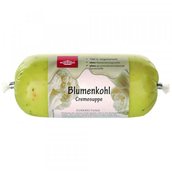 Cremesuppe, Blumenkohl