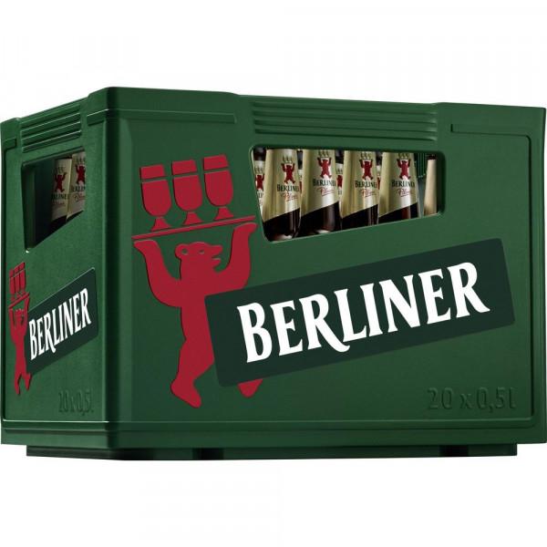 Pilsener Bier 5% (20 x 0.5 Liter)